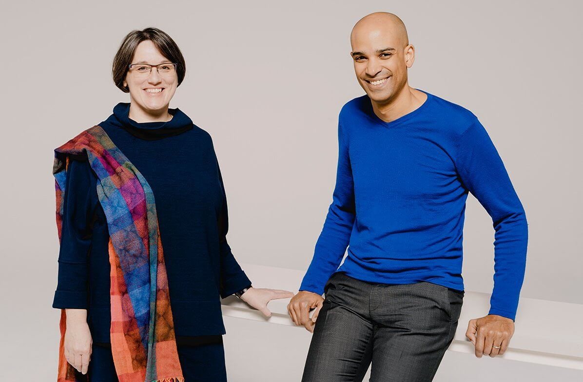 Annette Josef & Kevin John Edusei